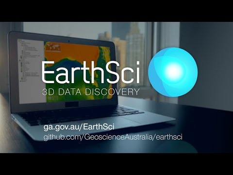 EarthSci - 3D Data Discovery