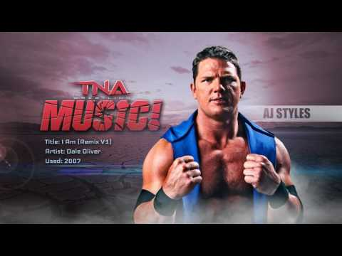 TNA: 2007 AJ Styles Theme I Am Remix V1