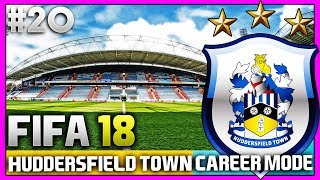 Fifa 18 | huddersfield town career mode | #20 | new season, five new signings