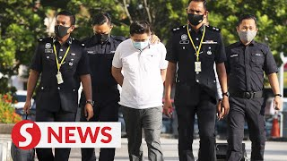Former company manager claims trial to money laundering involving RM209,000