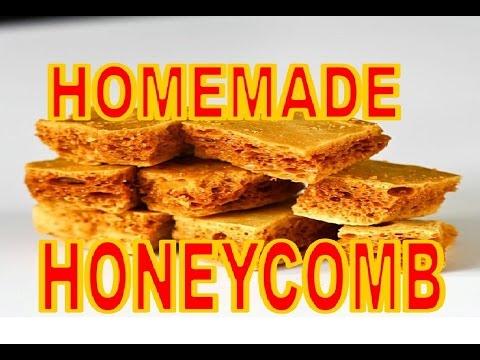 How to - Homemade Honeycomb
