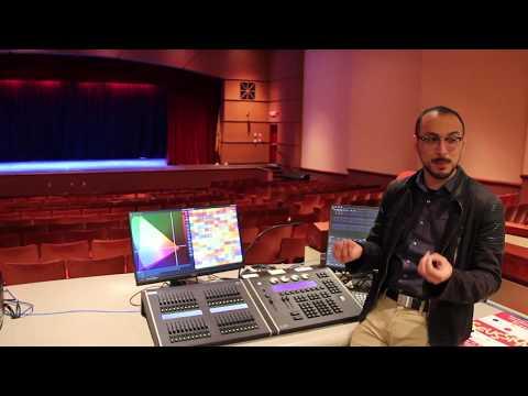 West Morris Mendham High School Theater by GEC.