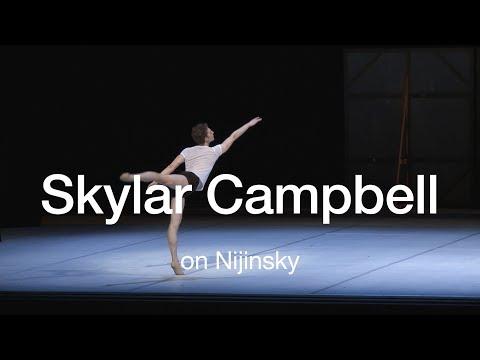 Skylar Campbell on Vaslav Nijinsky | 2017 | The National Ballet of Canada