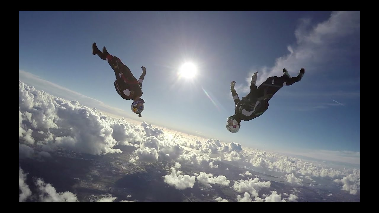 Military Camouflage Wallpaper Hd Skydiving In Slow Motion With Jokke Sommer Gopro Hero 4