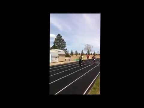 Ellicott middle school track- garrison dahn