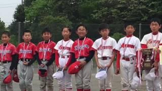 東俣野アローズ2016年春(Aチーム) 藤井康生 検索動画 15