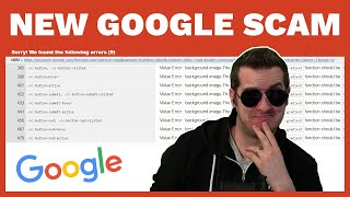 New Google Cold Call Scam Exposed