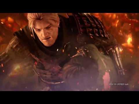 Nioh Trailer PS4