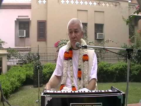 Шримад Бхагаватам 11.3.30 - Чайтанья Чандра Чаран прабху