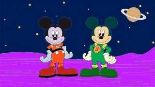 Клуб Микки Мауса Раскраски для детей всех возрастов