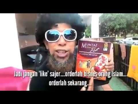 DJ Irwansyah Bersama MUMTAZ GOAT MILK SIRI 03