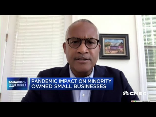 CNBC: How the pandemic has affected minority-owned small businesses