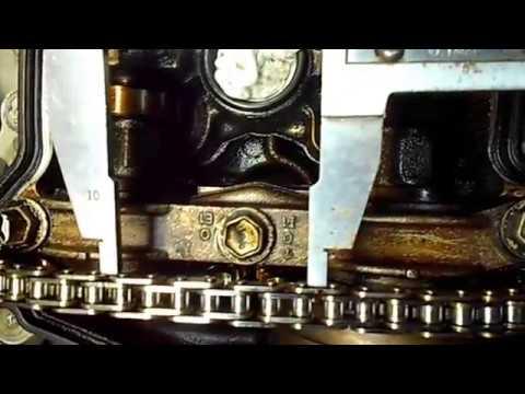 Фото к видео: цепь ГРМ можно не менять. Двигатель 2NZ-FE