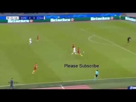 Roma Vs CSKA Moscow 3-0 Highlights & Goals HD 23 10 2018 thumbnail