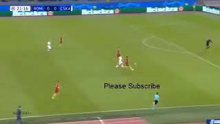 Download Video Roma Vs CSKA Moscow 3-0 Highlights & Goals HD 23 10 2018 MP3 3GP MP4