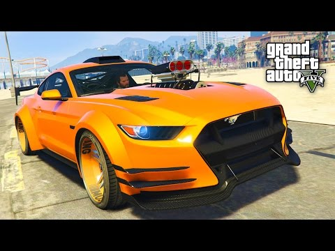 GTA 5 REAL LIFE CARS MOD!! (GTA 5 Mods)