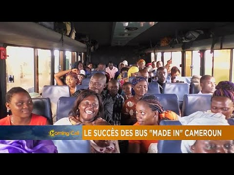 'Made in Cameroon' buses [The Morning Call] thumbnail