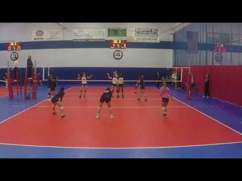 16Adidas vs Fusion 16 Silver (GL) Set 2 - Great Lakes Power League (2/24/18)