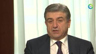 Карен Карапетян: Реформы - это большая ответственность