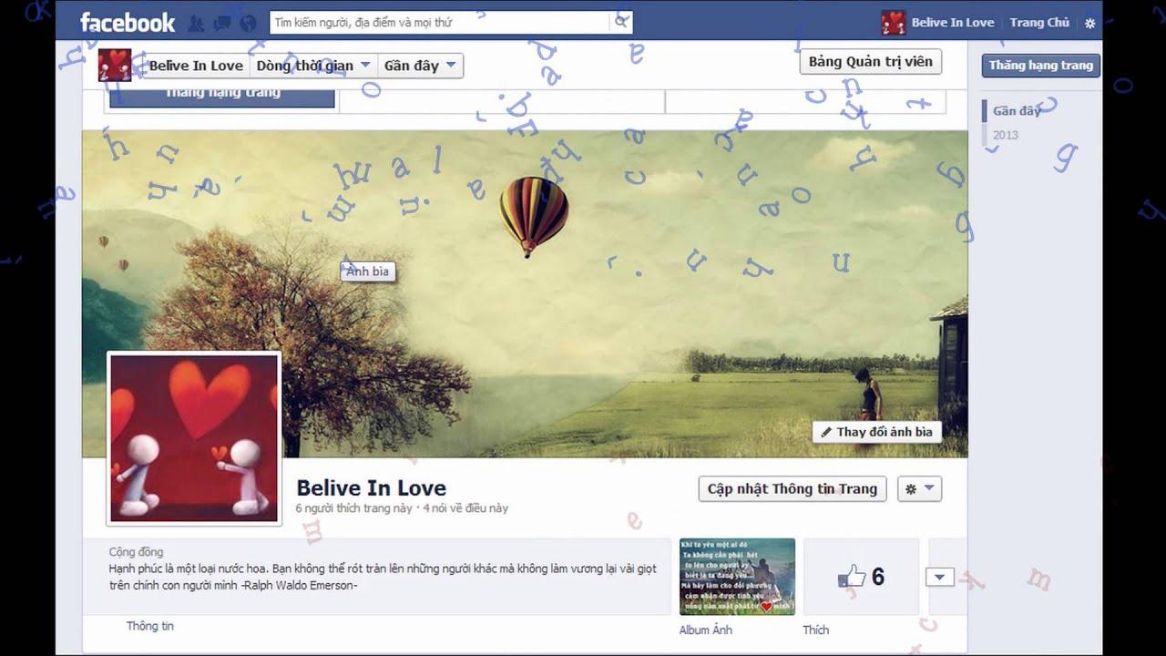 Cách tạo page trên Facebook