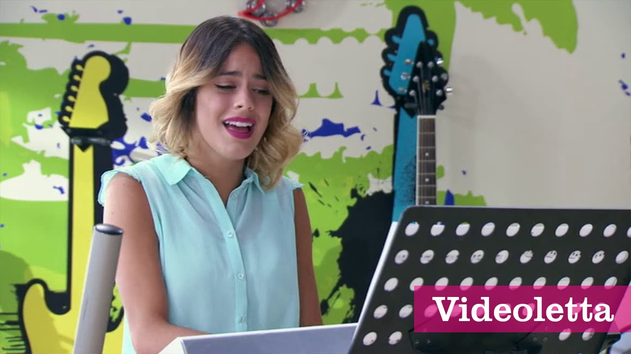 "Download Violetta 3 English: Vilu sings ""I need to let you know"" Ep.69"