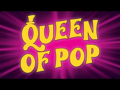 Queen Of Pop karaoke instrumental Charlie and the Chocolate Factory