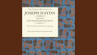 String Quartet No. 33 in D Major, Op. 33, No. 6, Hob.III:42: III. Scherzo: Allegretto