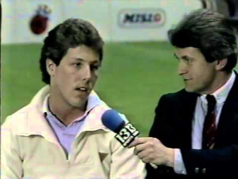 Memphis Americans 1984 interview channel 13