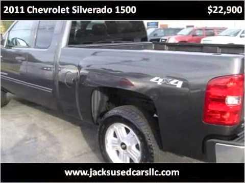 2011 chevrolet silverado 1500 used cars rocky mount nc youtube. Black Bedroom Furniture Sets. Home Design Ideas