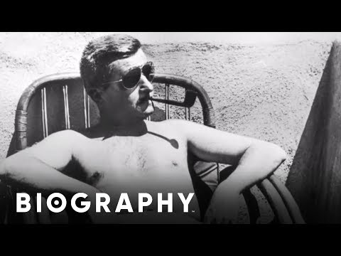 William Faulkner - Two Time Pullitzer Prize Winner & Poet-Novelist of Mississippi | Mini Bio | BIO