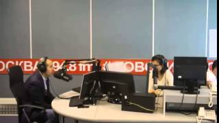 Андрей Мовчан, Программа «ПИДЖАКИ» 19.08.2015 Говорит Москва