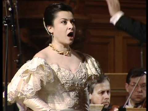 """Mozart - MITRIDATE - ASPASIA / Pendatchanska - """"Al destin, che la minaccia"""""""