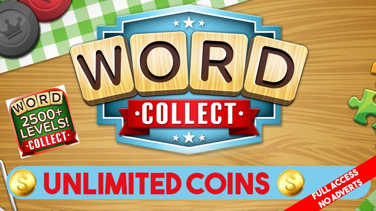 Word Collect Hack ✓ How To Cheat In Word Collect On iOS + Android MOD APK  2020 - YouTube