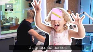 Forældreafdelingen - diagnosehæveautomat til dit barn | Go' Morgen P3 | DR P3