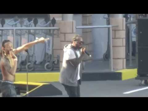 Madcon - One Life - live Berliner Olympiastadion 2014