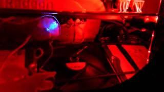 Custom Hard-Disk Drive Activity LED