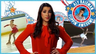 """Aly Raisman Flippin' Awesome Ep. 4 - Diving """"You Gotta Believe"""""""