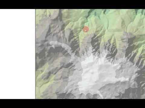 How To Create Topographic Map In ArcMap