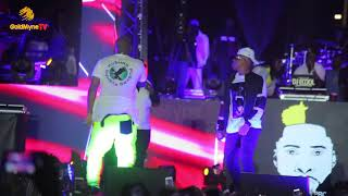 DJ ECOOL, DAVIDO, AND NAETO C'S PERFORMANCE AT DAVIDO LIVE IN CONCERT 2018