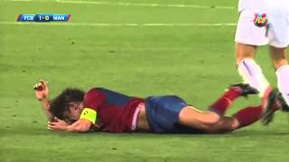 Champions League Final 2009: Barcelona 2-0 Manchester United
