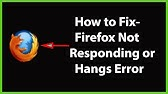 How to Stop Animated Gifs in Firefox - YouTube