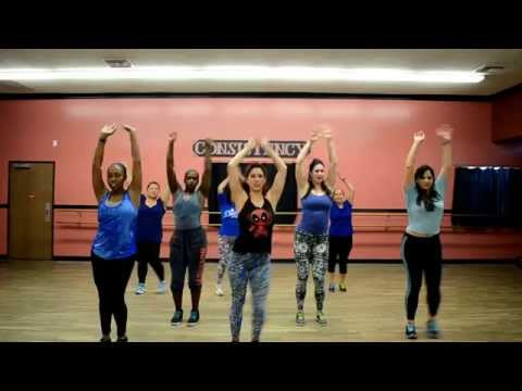 """Techno Cumbia 2012""- by Selena  ZUMBA Routine"