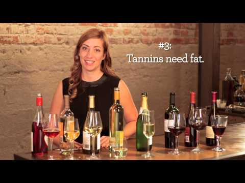 wine article 6 Basic Rules For Pairing Food With Wine