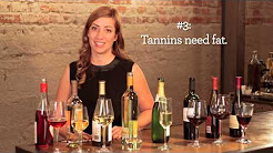 6 Basic Rules For Pairing Food With Wine (Video)