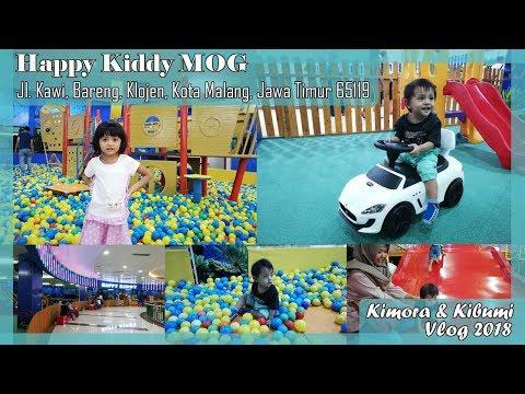 Bermain Sampai Keringetan Di Happy Kiddy Mall Olympic Garden Mog Kota Malang Jawa Timur Youtube