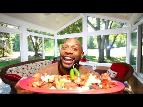 """kountry""-breakfast-goulash-with-serrano-peppers-...-""mukbang""-..."