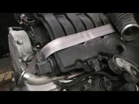 Dodge 2.7 to 3.5 swap part one