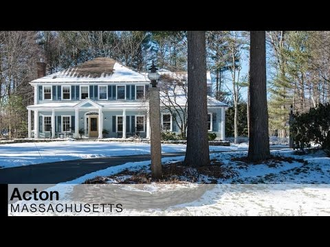 Video of 44 Stoneymeade Way | Acton, Massachusetts real estate & homes