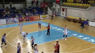 Piešťanské Čajky - BKM Junior UKF Nitra