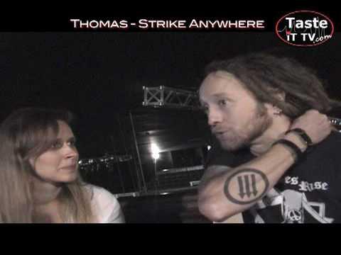 Thomas - Strike Anywhere